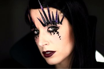 Trucco Halloween Clio: 5 video tutorial make up dalla vampira alla diavolessa